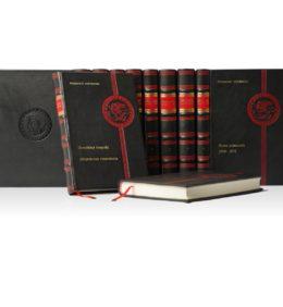 Biblioteka prywatna złożona z książek Nietzschego Fryderyka, Dzieła