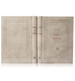 Biblioteka gabinetowa złożona z książek Platona, Dzieła