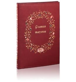 Artystyczna książka Juana de la Cruza, Poemas Mayores
