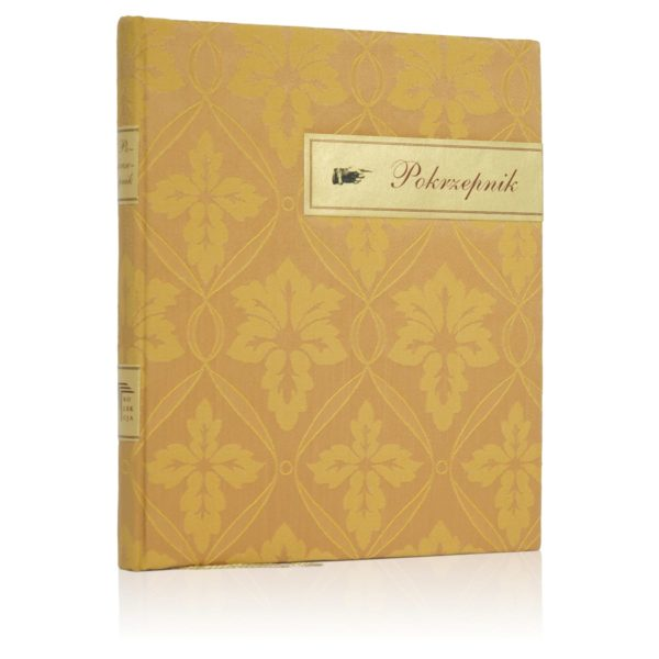 Piękna książka Pokrzepnik