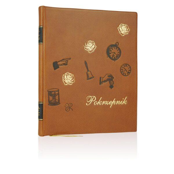 Artystyczna książka Pokrzepnik