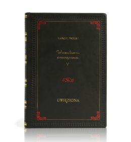 Książka Prousta Marcela, Dzieła w skórzanej oprawie