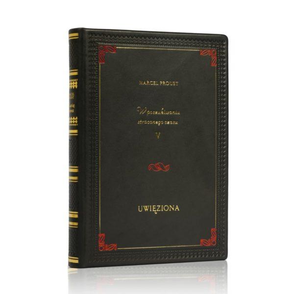Książka Prousta Marcela, Dzieła na ekskluzywny prezent biznesowy
