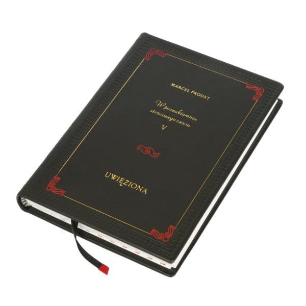 Książka Prousta Marcela, Dzieła idealna na prezent