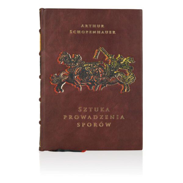 Artystyczne wykonanie na przykładzie książki Schopenhauera Arthura, Sztuka prowadzenia sporów