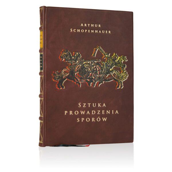 Książka Schopenhauera Arthura, Sztuka prowadzenia sporów idealna na prezent osobisty
