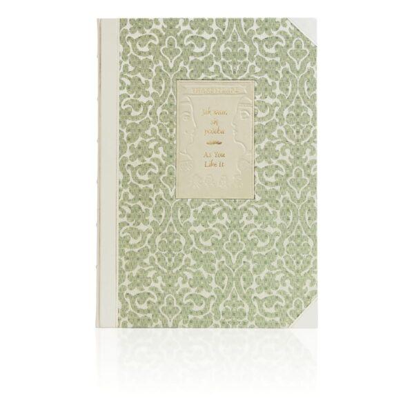 Ekskluzywne wydanie książki Shakespeare'a Williama, Jak wam się podoba