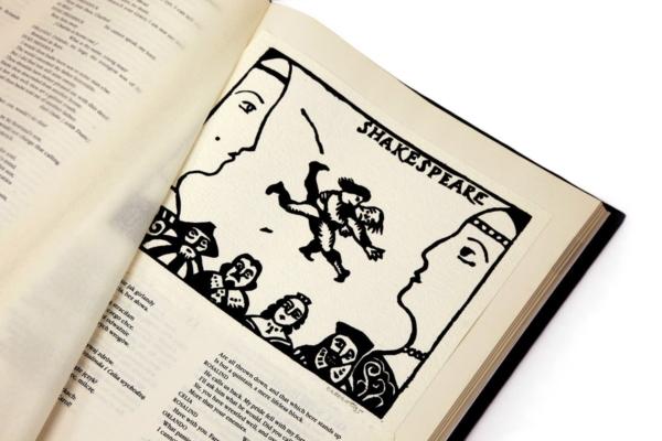 Książka artystyczna Shakespeare'a Williama, Jak wam się podoba na prezent ekskluzywny
