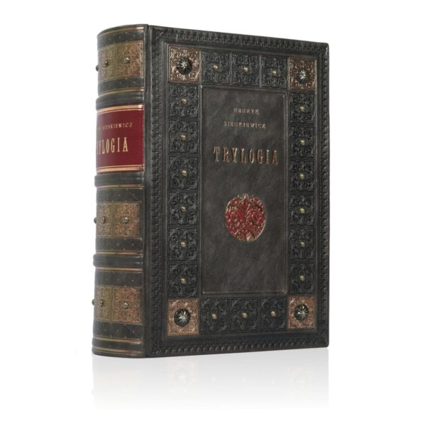 Piękna książka Sienkiewicza Henryka, Trylogia