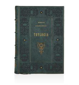 Książka artystyczna autorstwa Sienkiewicza Henryka, Trylogia