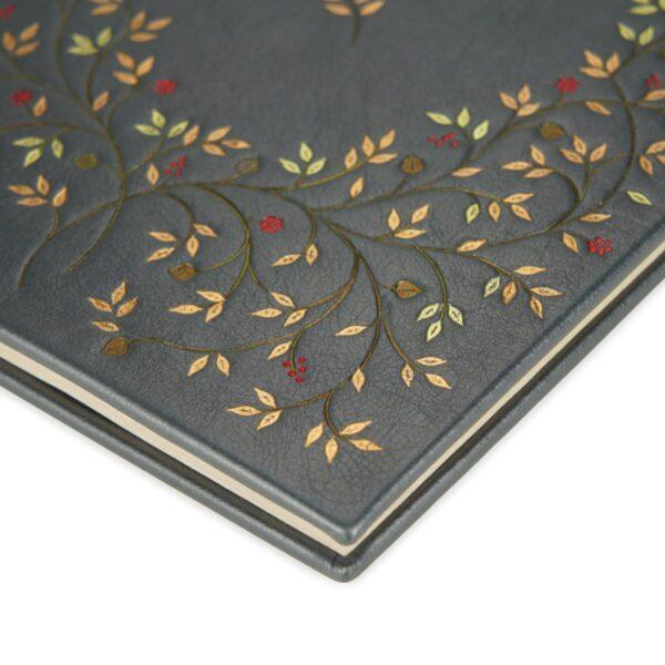 Ręczne zdobienia filetem na przykładzie książki Jana od Krzyża św., Rady i wskazówki