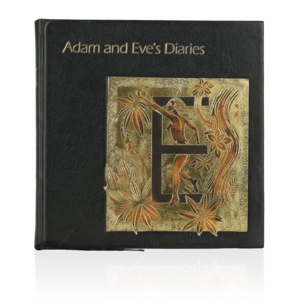 Artystyczna książka Twaina Marka, Adam and Eve's Diaries