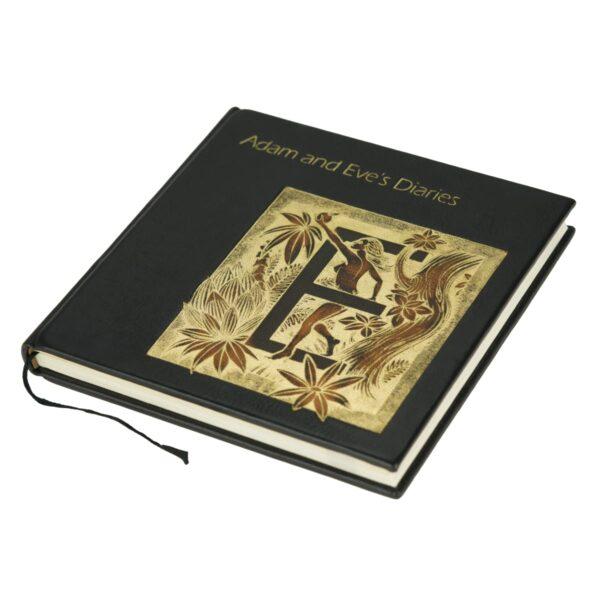 Oprawa introligatorska książki Twaina Marka, Adam and Eve's Diaries
