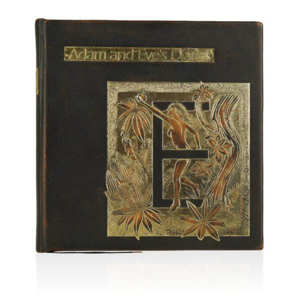 Książka Twaina Marka, Adam and Eve's Diaries idealna na prezent osobisty