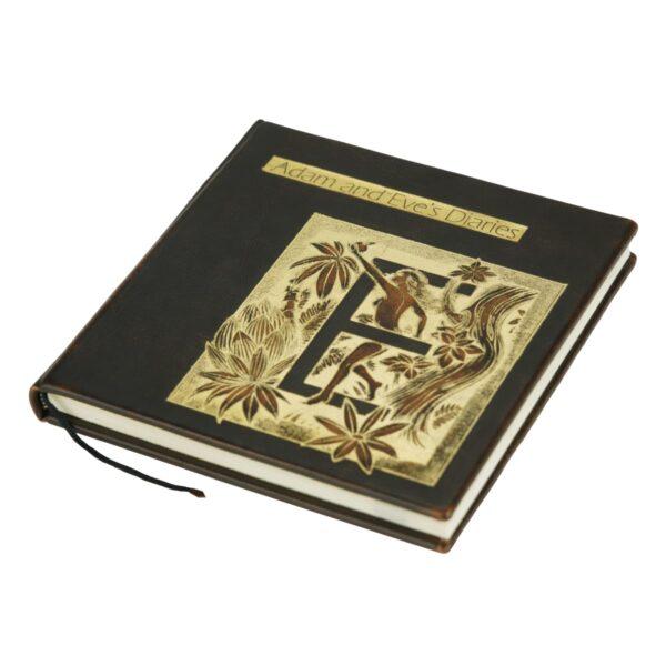 Książka artystyczna autorstwa Twaina Marka, Adam and Eve's Diaries