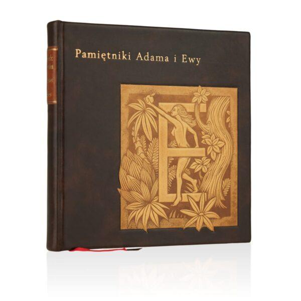 Piękna książka Twaina Marka, Pamiętniki Adama i Ewy