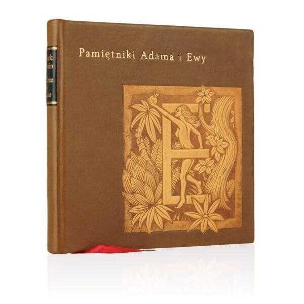Twain Mark, Pamiętniki Adama i Ewy. Ekskluzywny prezent
