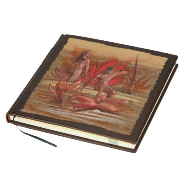 Unikatowa książka kolekcjonerska Twaina Marka, Pamiętniki Adama i Ewy