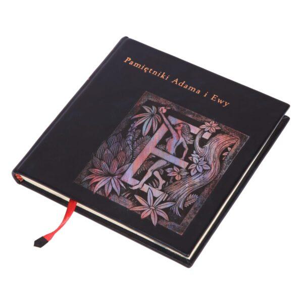 Edycja kolekcjonerska książki Twaina Marka, Pamiętniki Adama i Ewy