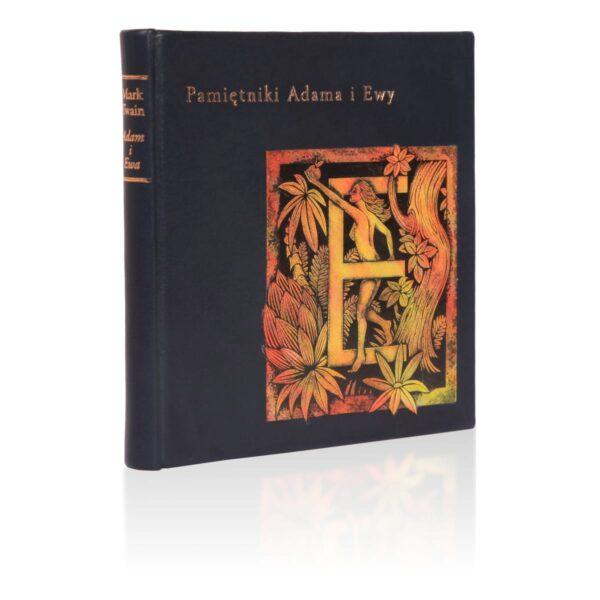 Książka kolekcjonerska Twaina Marka, Pamiętniki Adama i Ewy
