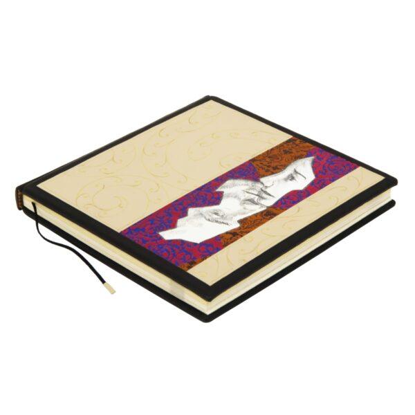 Oprawa introligatorska książki Twaina Marka, Pamiętniki Adama i Ewy