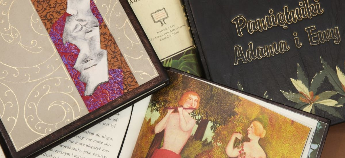 Bogate wydania książek Twaina Marka, Pamiętniki Adama i Ewy