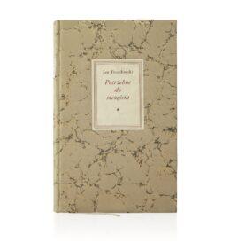 Ekskluzywne wydanie książki Twardowskiego Jana, Potrzebne do szczęścia